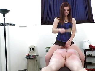Goddess femdom assortment ding-dong whipping and greater amount