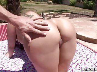 Kelly divine acquires anal pumped