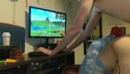 Hot gf acquires bound up and bent over during the time that i play minecraft