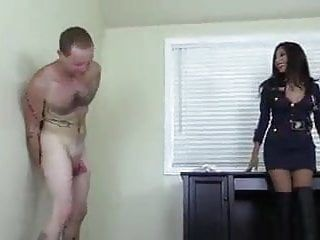 Oriental domme training villein two