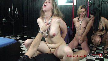 Training der lady o - tag três mit anastasia sandy -spm amandaanastasiasandy tr65